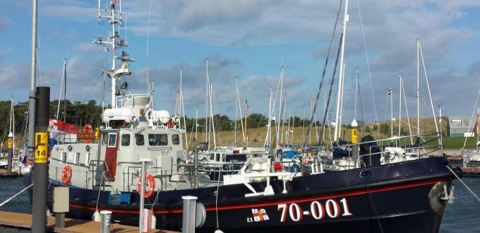 Ex RNLI Lifeboat