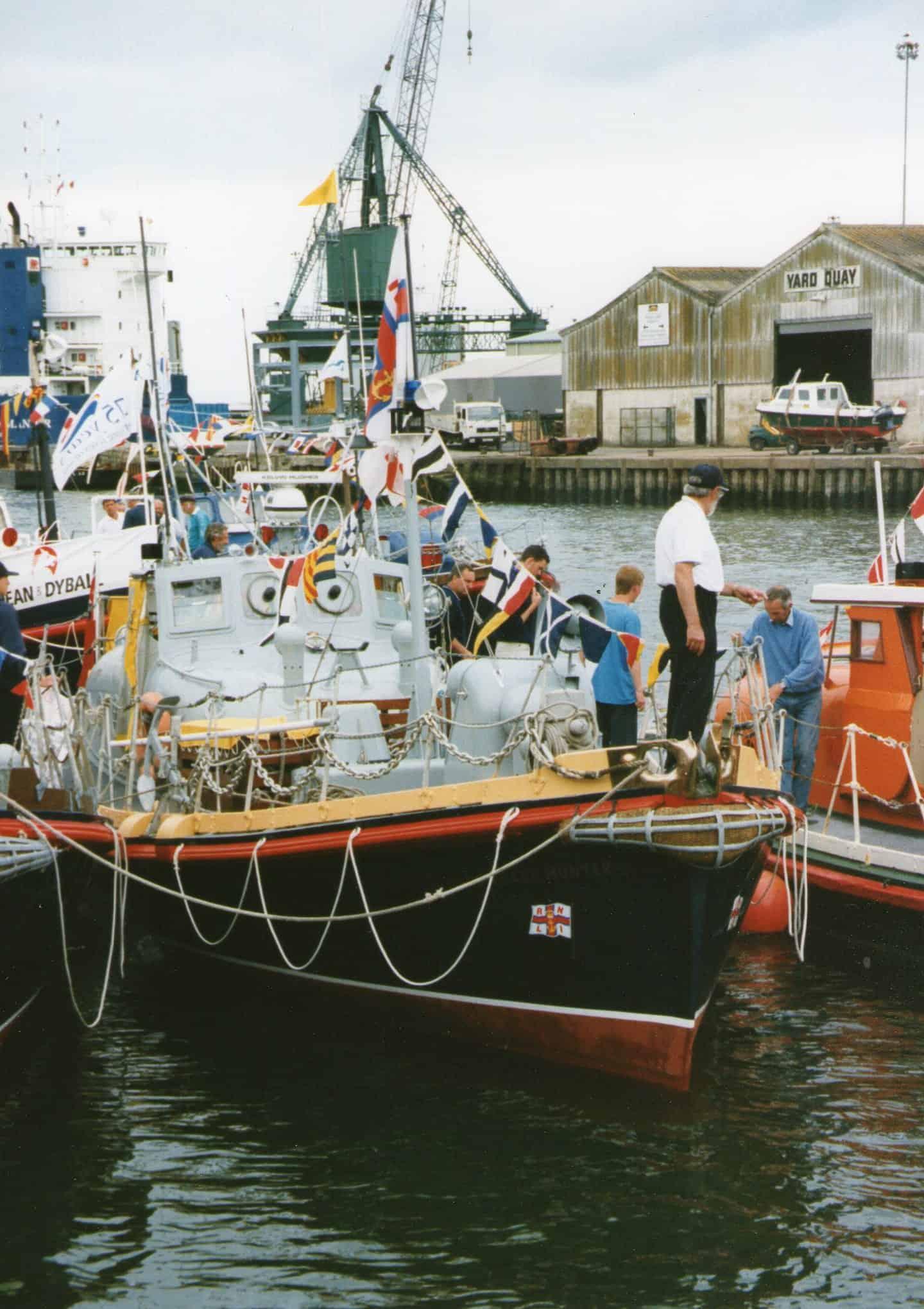 Historic Lifeboats Brokerage List