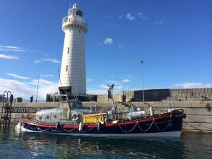 The North Channel Pilot Boat