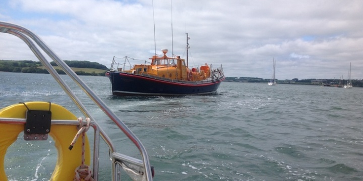 Ex Stomness Lifeboat