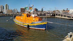 Lady MacRobert Mk2 Solent Class Lifeboat