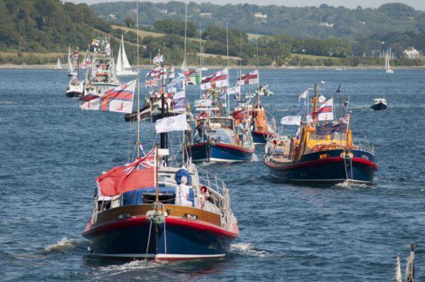 Parade of Sail Falmouth