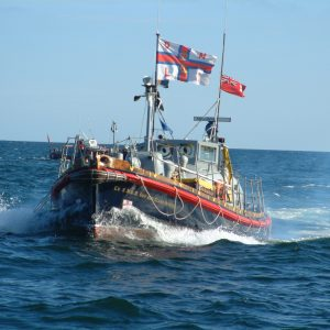 RNLB Guy and Clare Hunter